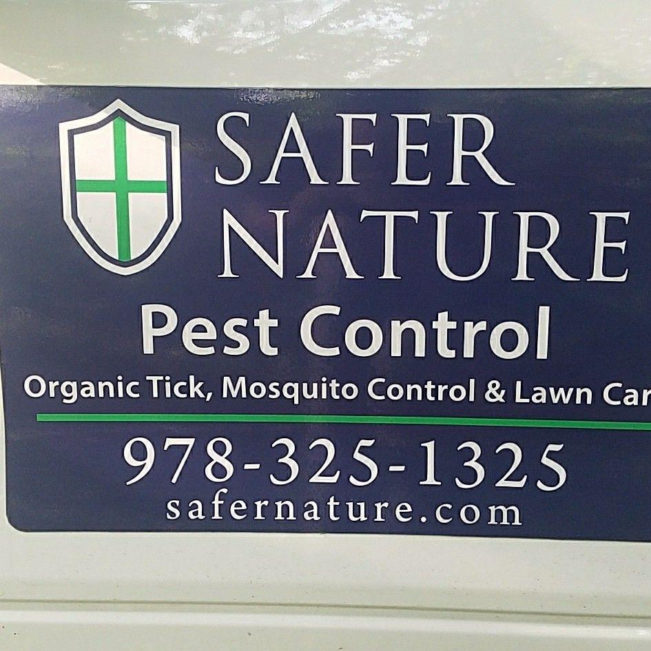SAFER NATURE Pest Control