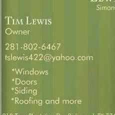 Avatar for Lewis Windows and Doors