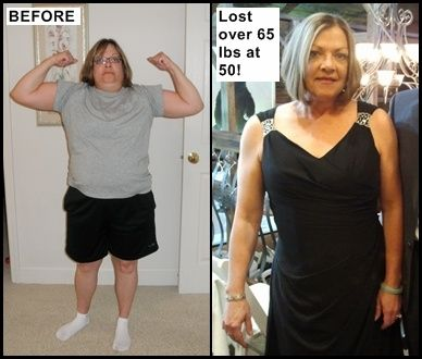 Vicki showed age is merely a factor as she followed a customized program that suited her needs to get great results.