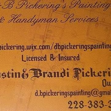 Avatar for D&B Pickering's Remodeling Long Beach, MS Thumbtack