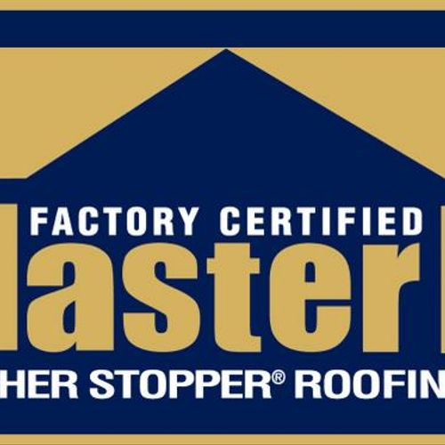 MasterElite Certified. Only 2% of contractors in the United States receive this status.