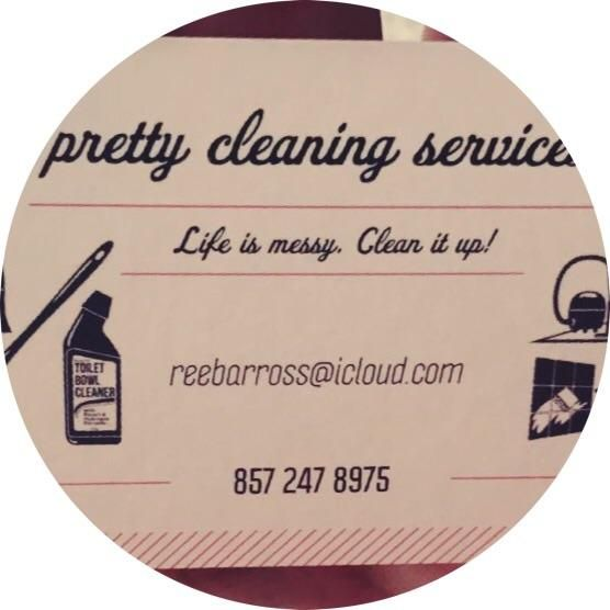 Pretty Cleaning Services ✨