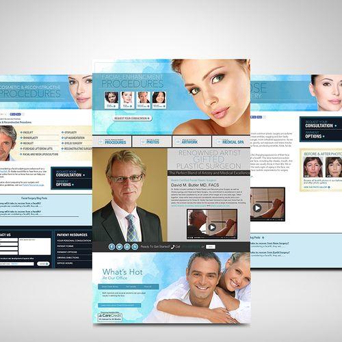 Plastic Surgeon website.
