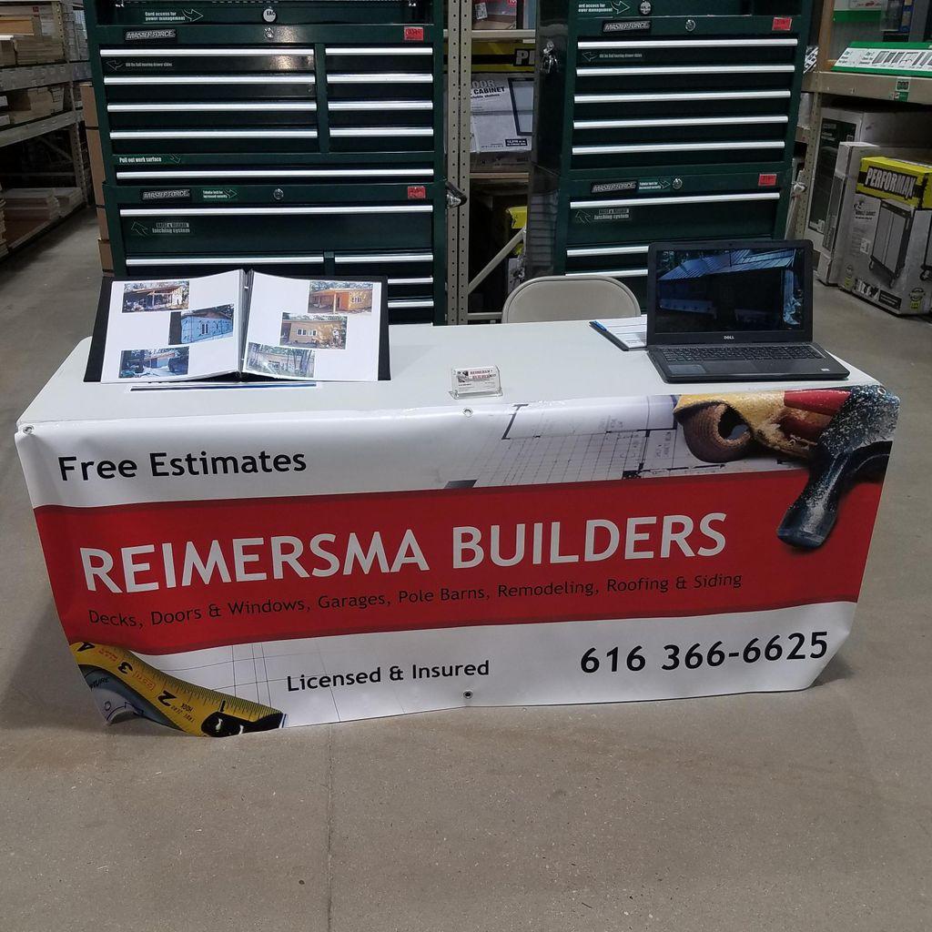 Reimersma Builders