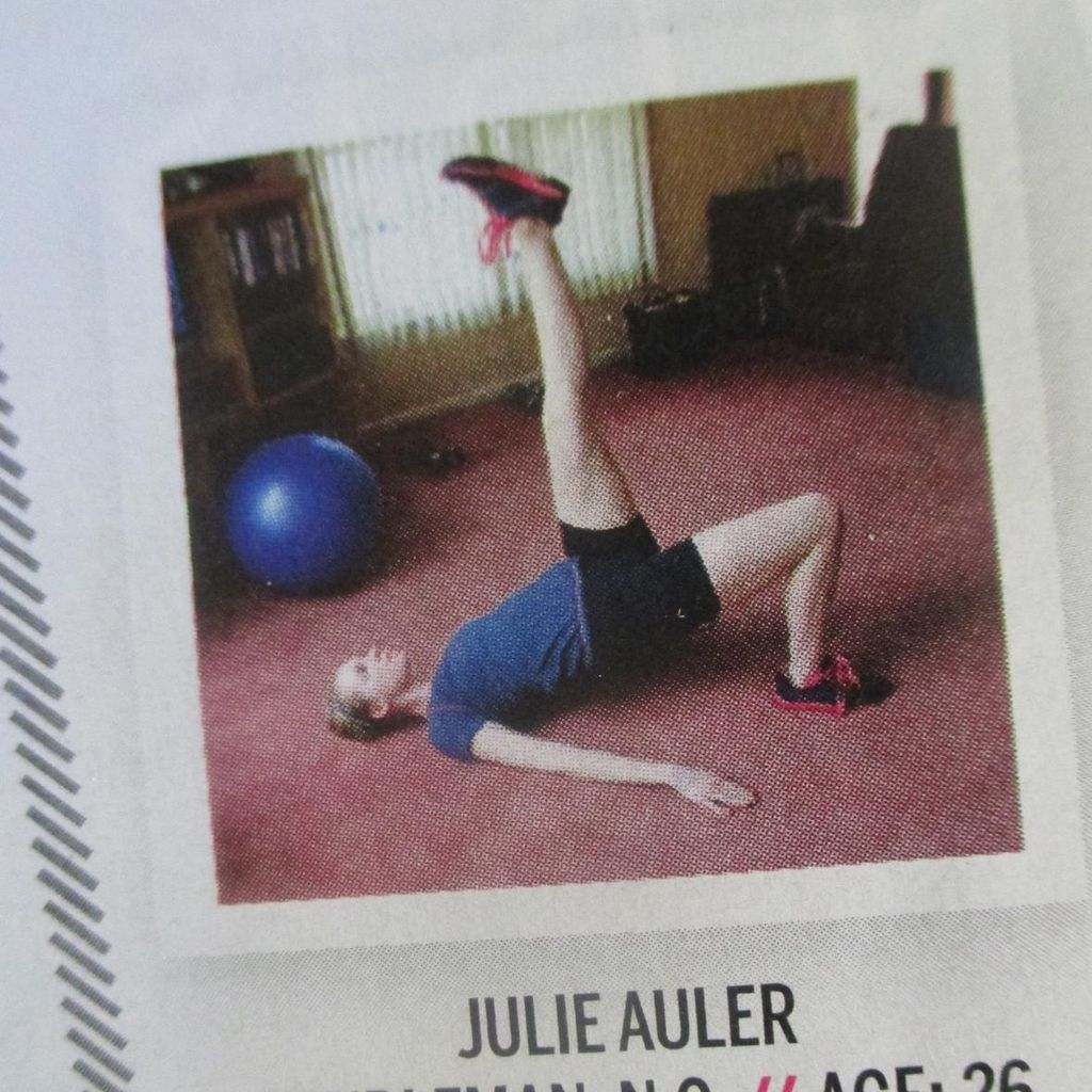 Julie Auler Health and Fitness