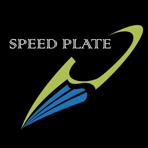 Speed Plate - Product Logo. 2013.