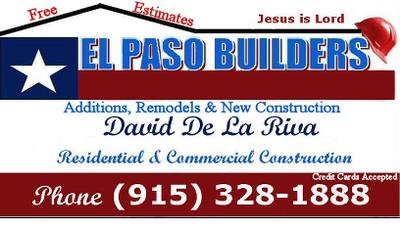 Avatar for El Paso Builders El Paso, TX Thumbtack