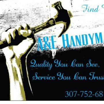 Avatar for A&E Handyman Services (Stephen Hall) Sheridan, WY Thumbtack