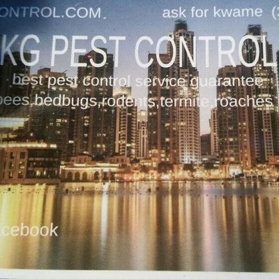 Avatar for Kg Pest Control inc