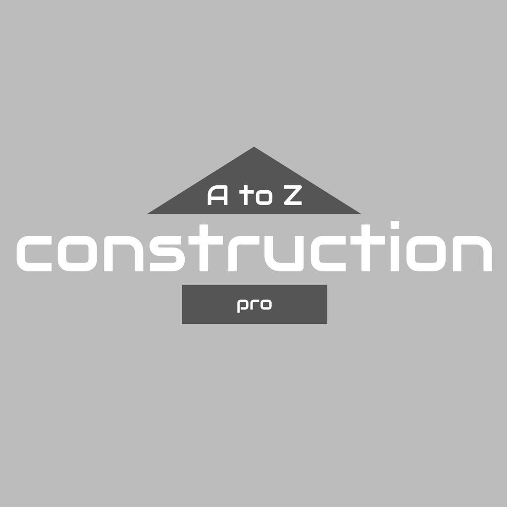 A to Z Construction Pro
