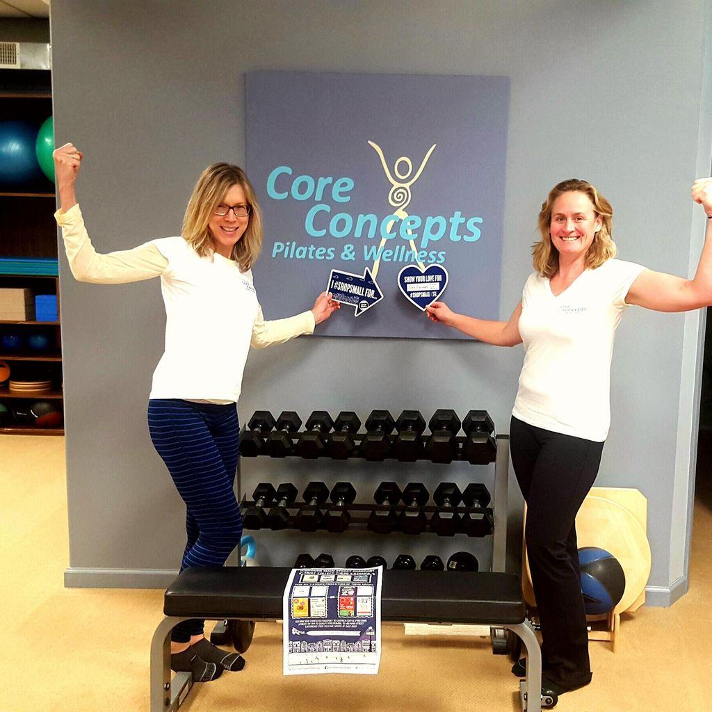 Core Concepts Pilates & Wellness
