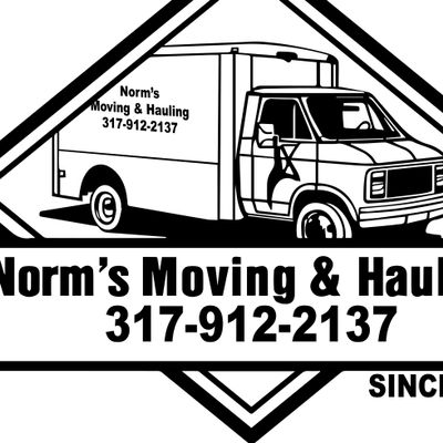 Avatar for Norm's Moving and Hauling