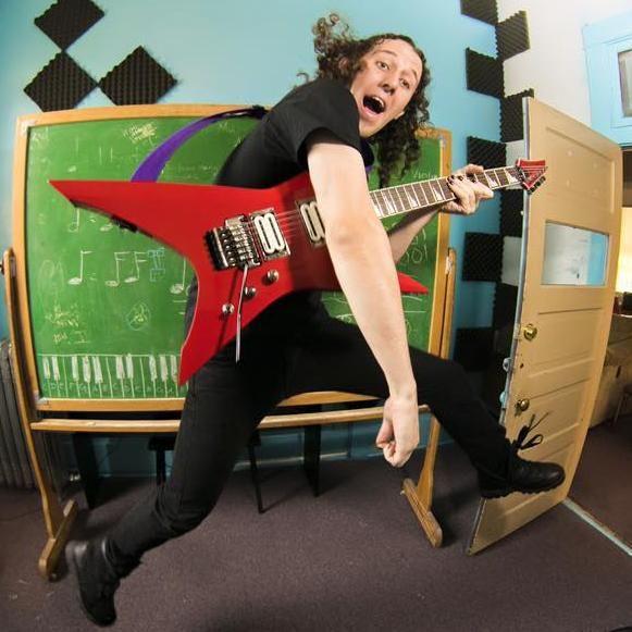 Austin Zettner Guitar Lessons