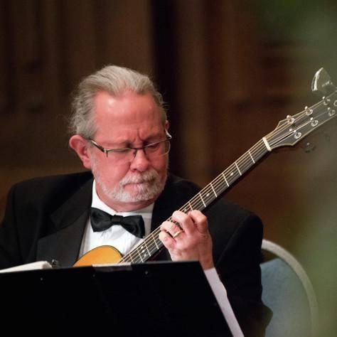 Scott Elliott, Professional Guitarist / Instructor