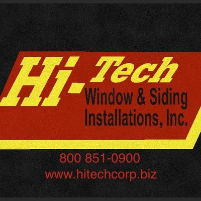 Avatar for Hi-Tech Windows and Siding Installations