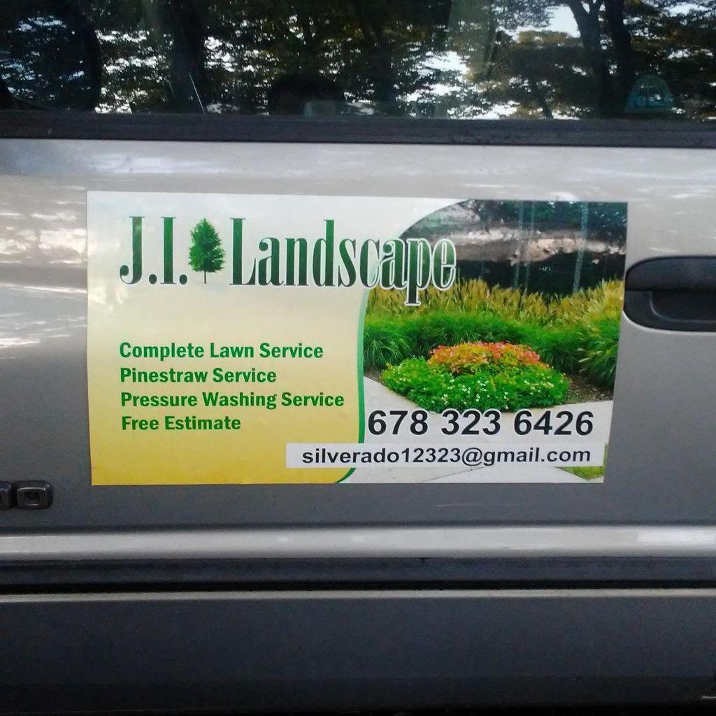 J I landscaping atl