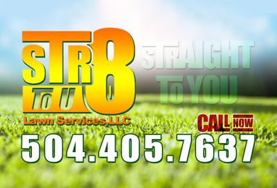 Avatar for Str8 to U Lawn Services, LLC New Orleans, LA Thumbtack