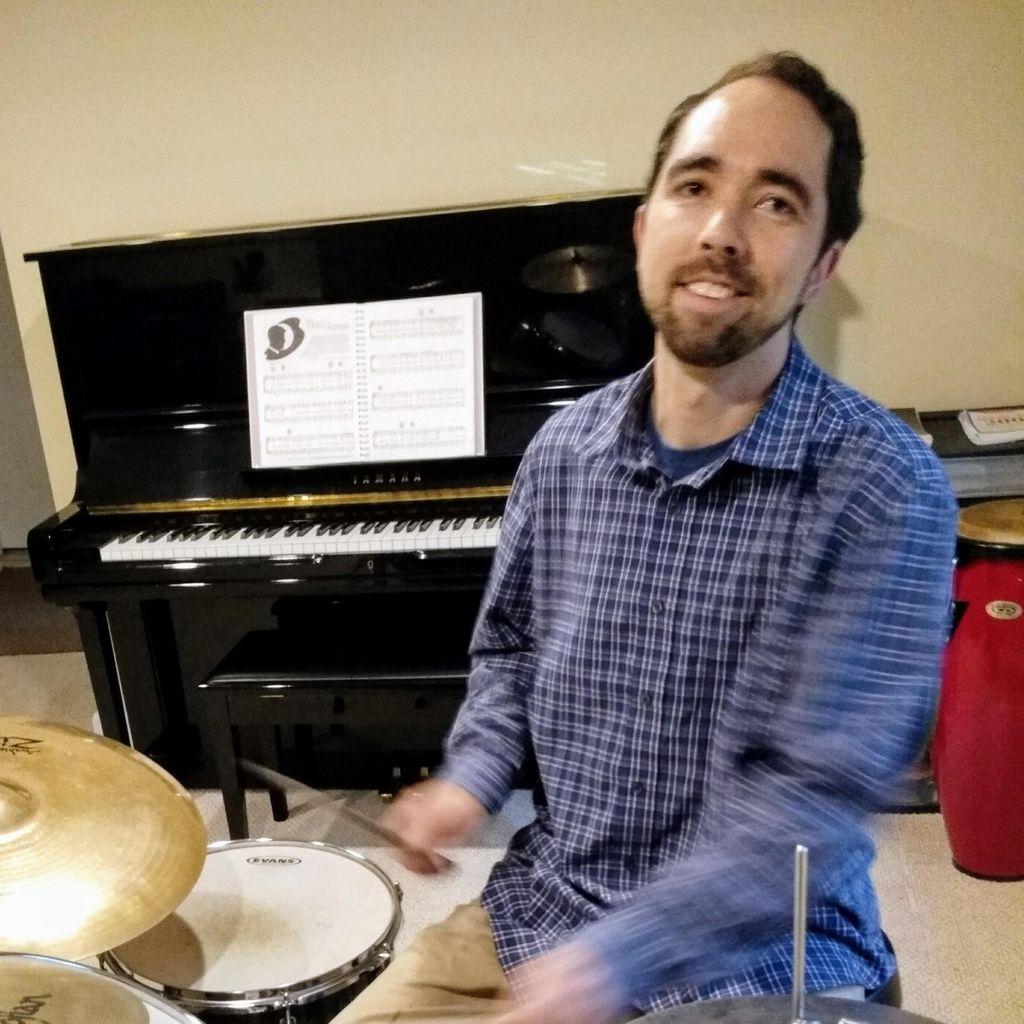 Phil Andrews Drum Lessons