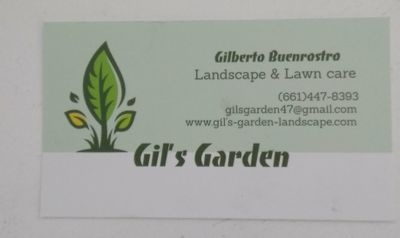 Avatar for Gil's Garden landscape Bakersfield, CA Thumbtack