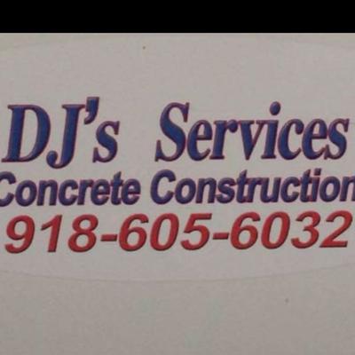 Avatar for DJ's Services Concrete & Building Construction