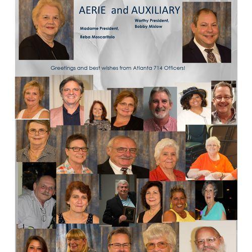 Grand Convention Local Program ad 2017 Fraternal Order of Eagles Atlanta 714