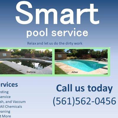 Avatar for Smart pool service Delray Beach, FL Thumbtack