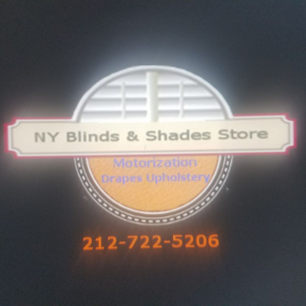 NY BLIND AND SHADE STORE  (212)722 52 06