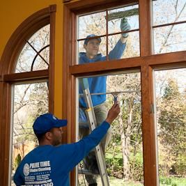 Prime Time Window & Gutter Cleaning, Inc.