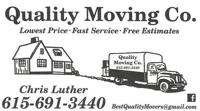 Avatar for Quality Moving Murfreesboro, TN Thumbtack