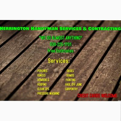 Avatar for Herrington Handyman Services