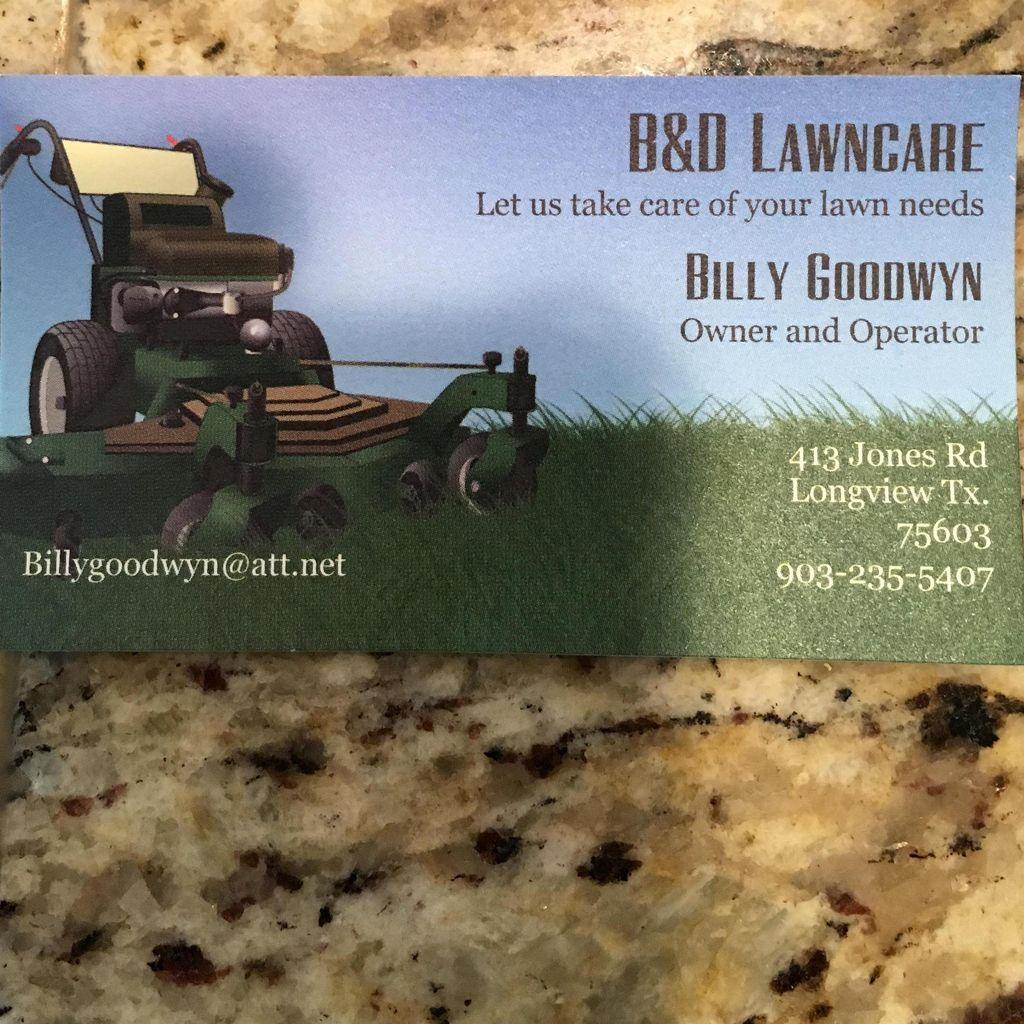 B&D Lawncare