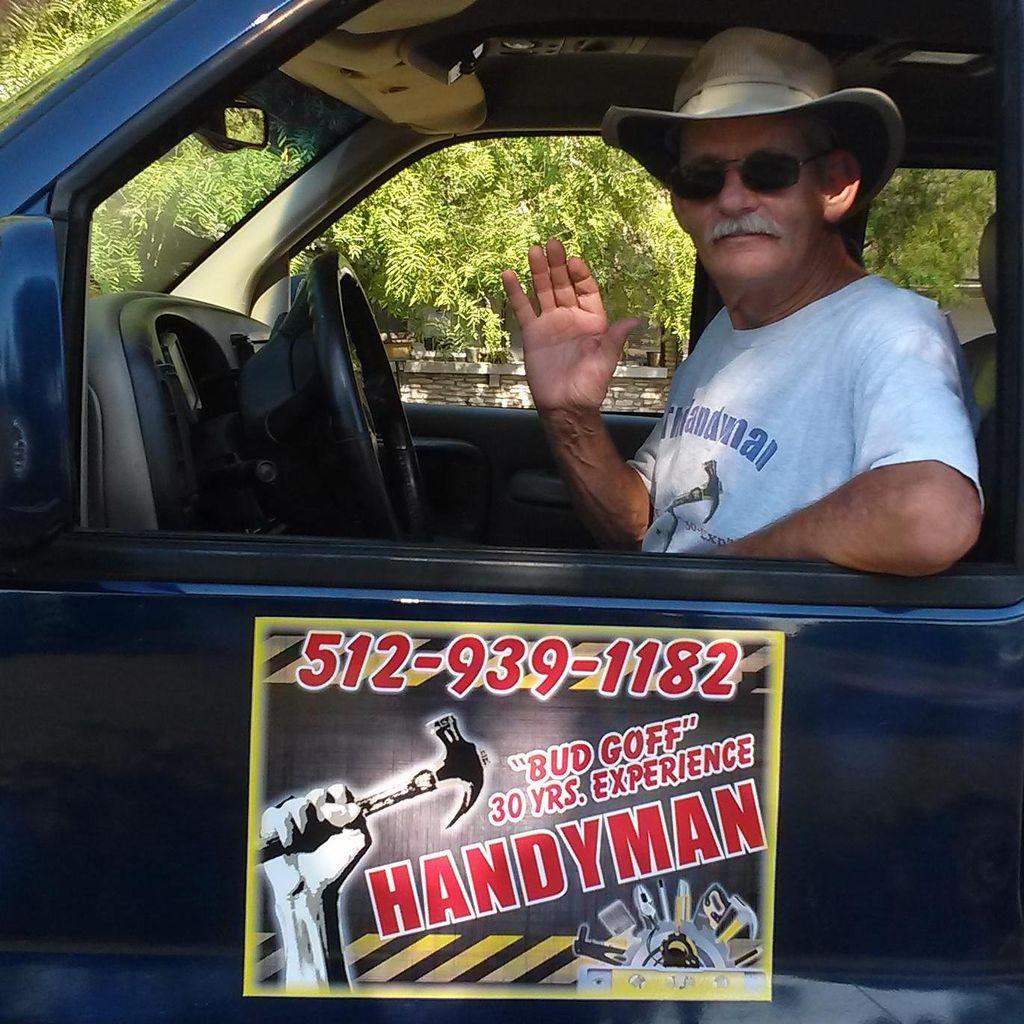 The (Best) Handyman 30yrs.