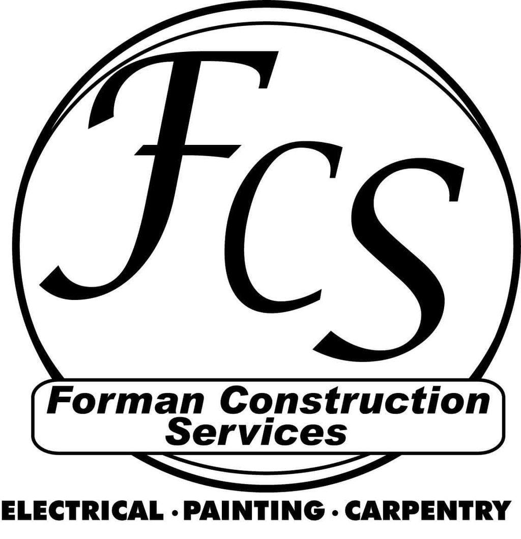 Forman Construction Services