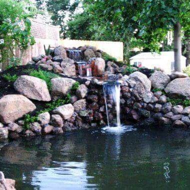 Avatar for Cornerstone ponds and waterfalls