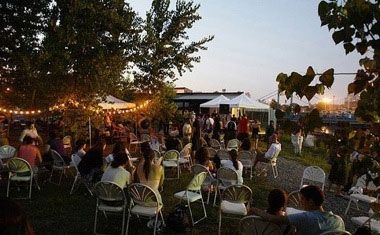 Outdoor Group Graduation Party