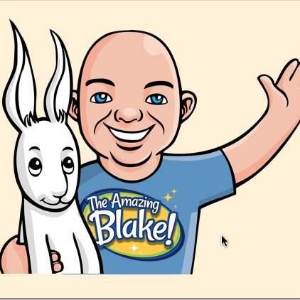 The Amazing Blake Magic Show