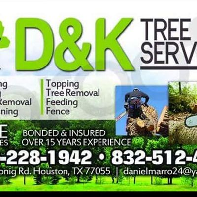 Avatar for D&K tree Service Houston, TX Thumbtack