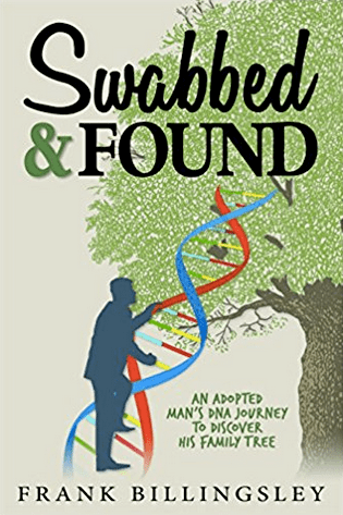 It was great fun working with Channel 2 meteorologist Frank Billingsley. Editing his book exposed me to the mysteries of DNA in a closed adoption tale like no other!