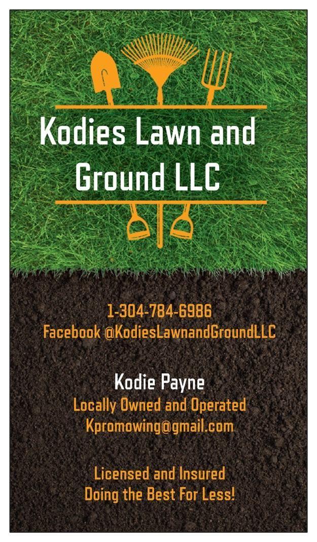 Kodie's Lawn & Ground LLC