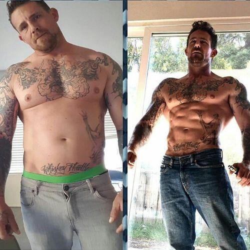 Client Tyler's Transformation