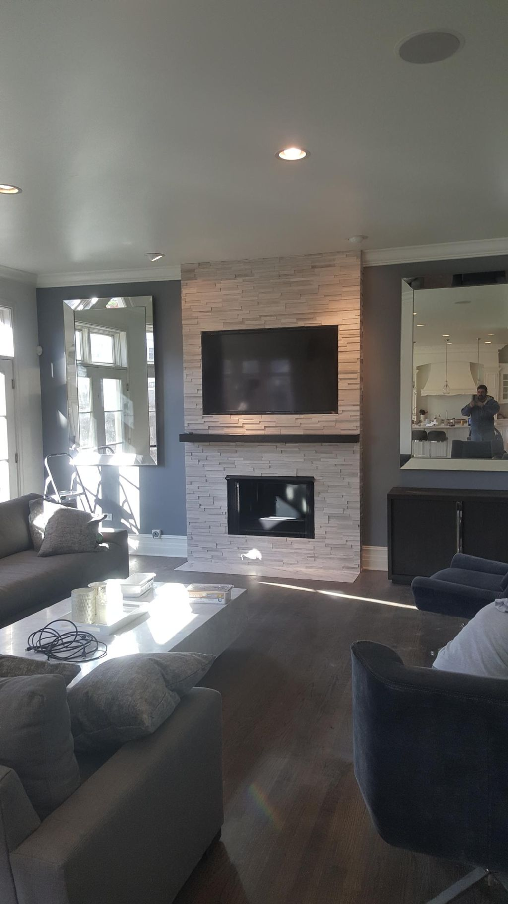 Entire house remodel