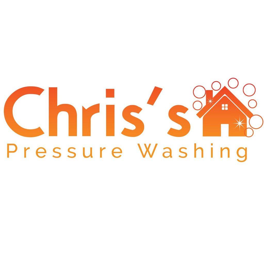 Chris's Pressure Washing