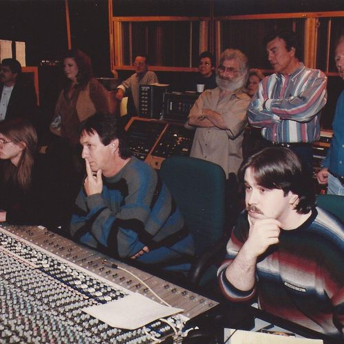 Emerald Sound recording Donna Fargo.