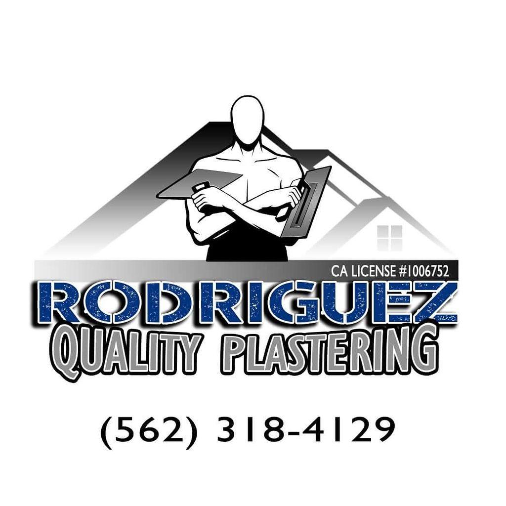 Rodriguez Quality Plastering