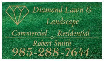 Avatar for Diamond Lawn & Landscape