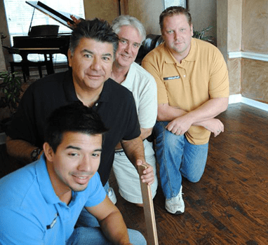 Texas Hardwood Flooring's Project Managers