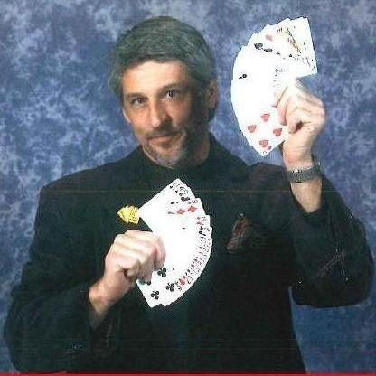 Tim the Magician!