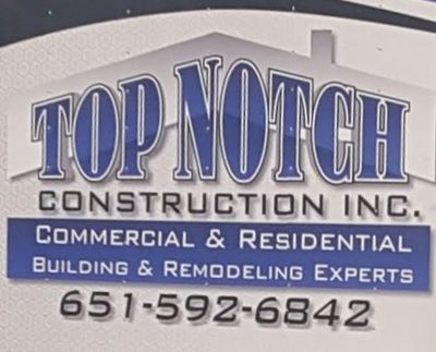 Avatar for Top Notch Construction Inc. Farmington, MN Thumbtack