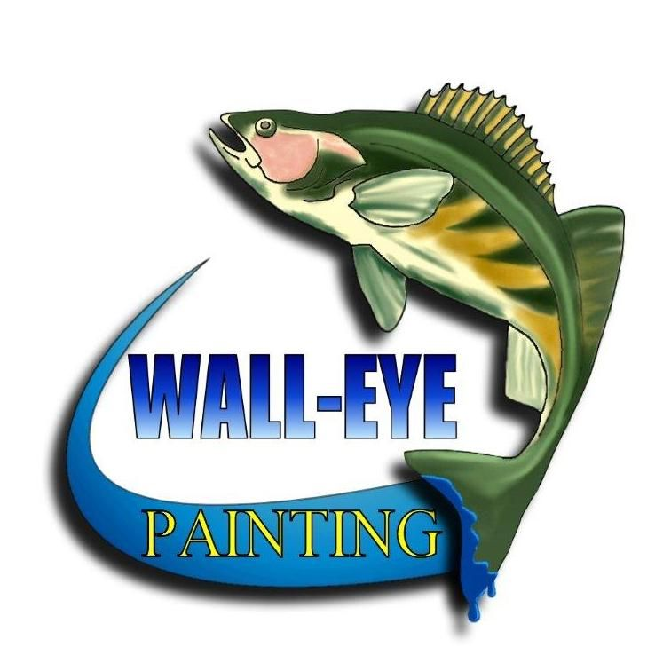 Wall Eye Painting