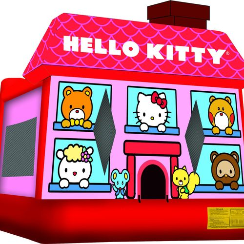 Licensed Hello Kitty Jumper